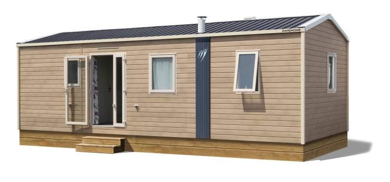 Rapidhome Lodge 872 - 2 chambres photo extérieure