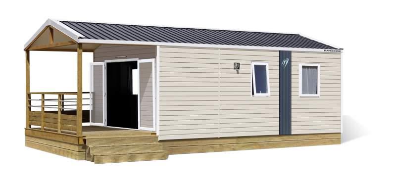 Rapidhome Lodge 75 TP - 2 chambres photo extérieure