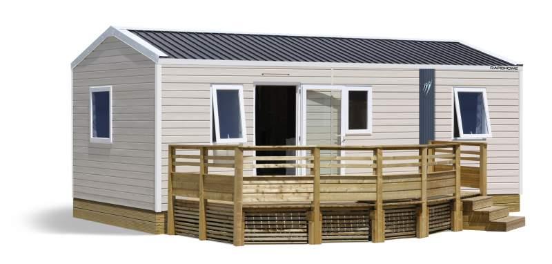 Rapidhome Lodge 8073 - 3 chambres photo extérieure