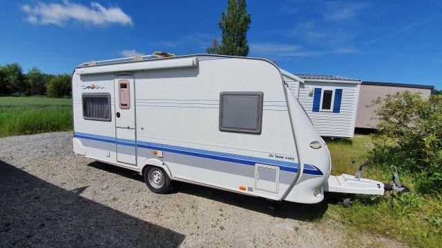 Caravane Hobby De Luxe Easy